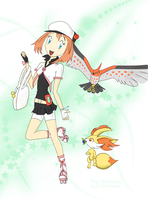 May Kalos Design by RocketLaramie
