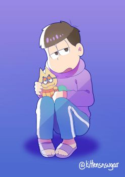 Another Ichimatsu by kittensnsugar