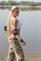 Mortal Kombat Sonya Blade 003 by EvenSummer