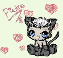 KiTtY PiEtRo by HoplesslyBlonde