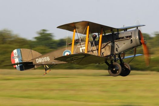 Bristol F.2b FIghter (Original) by Daniel-Wales-Images