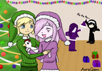 Holiday Happenings by AuraGemi