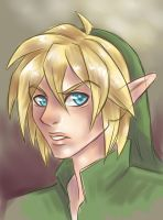link colored again by artofdroth