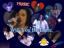 Will You Be There collage by 80sGirl1996