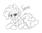 Tiredpie by leadhooves