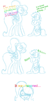 .: MLP : It was Poisoned... :. by Rainb0wTwister