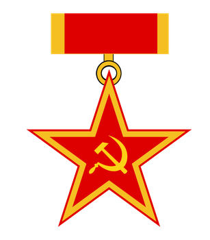 Order of the Ronastrese People by Party9999999