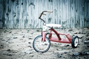 Tricycle and Nostalgia by hhjr