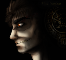 The Butcher of District 10 by KasaraWolf