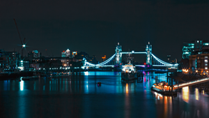 1920x1080 Tower Bridge Wallpaper by JSWoodhams
