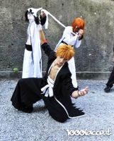 Bleach Cosplay By The S.C. Cosplay by theSCcosplay