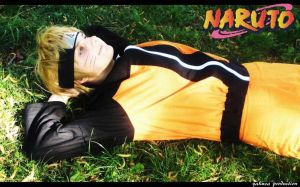 Naruto Shippuuden: Naruto cosplay by YakuzaProduction