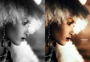 Colorization XIV by the-wabbit