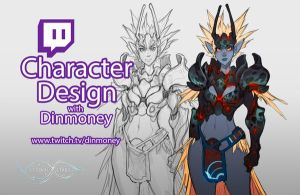 Character Demo by dinmoney