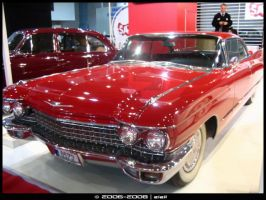 Cadillac The Red by psycoupe