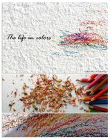 The life in colors by malakoutass