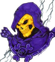 Skeletor 2 by ChrisOzFulton
