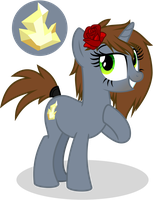 Pyrite Spark by Rusty-SparkTheTinker