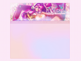 Flourish Layout (possible) by Jagveress