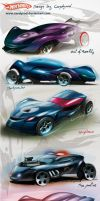 Hot Wheels collection by candyrod