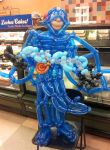 Jace, the Mind Sculptor Balloon by DJdrummer