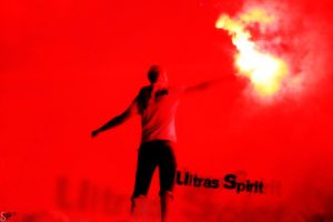 Ultras Spirit by SherifWaheed