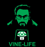 Vine-Life (Vinesauce design) Version 1 by CrashyBandicoot