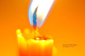 Day os the Little candles by roberutto