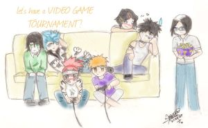 Videogame Tournament by daniparra