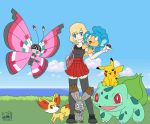 My Pokemon Team by SchuylerIrisa