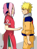 We'll both rescue Sasuke by Kozakura-chan