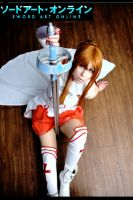 Asuna Cosplay - Anime Sword Art Online by K-I-M-I