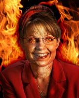 Sarah Palin's true form. by soco73