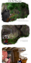 Little Red Riding Hood by Mr-Xvious
