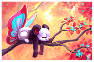 Nap by griffsnuff
