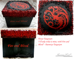 Box Targaryen by JeanneyLost