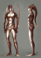 LoZ: Lota Concept by YwisArchaic