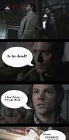 Cas regenerates??? by DBN74