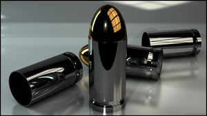 Bullets C4D by xCustomGraphix