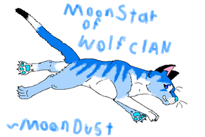 MoonStar/Dust of Wolfclan by Danny-Senpai