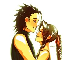 Moment of peace by nekomell