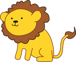 Lion by MoritzNina