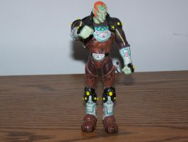 Ganondorf toy by SuperTailsHero