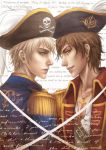Hetalia- Pirates UK Spain by Yue-Iceseal