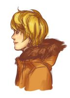 Kenny McCormick by CoppuCaykee