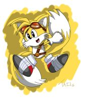 Classic Boom -  Miles Tails Prower by IceNinjaHard