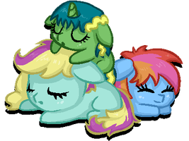 Sisters by Reporter-Derpy