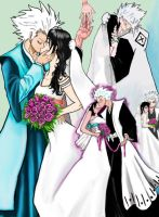 Hitsu Hina Wedding - Arcana by Dwellin
