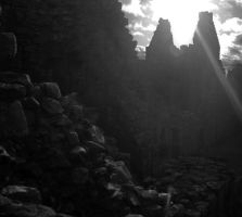 Castle Tolquhon 2 by Project-Firefly