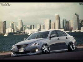 Hyundai Genesis Vipd'Out by daveezdesign